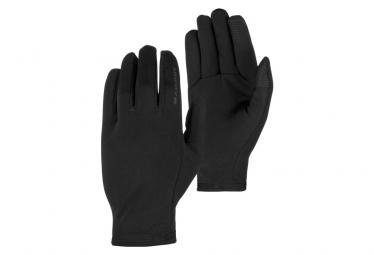 Mammut Stretch Winter Gloves Black