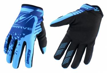 Pair of Blue Kenny Brave Gloves