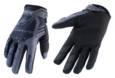 Pair of gloves Kenny Brave Black