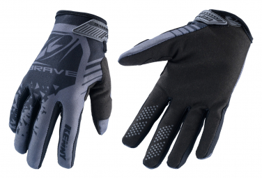 Pair of Black Kenny Brave Gloves