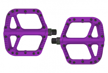 Pair of Purple OneUp Composite Pales