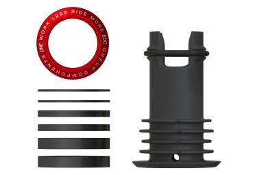 Top Cap Oneup für EDC Tool Red