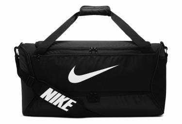 Nike Brasilia Medium Black Unisex Sport Bag