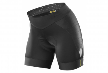 Mavic Sequence Damen Short Bib Short Schwarz