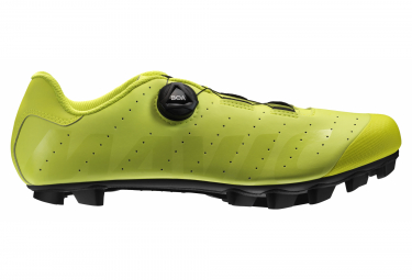 Mavic Crossmax Boa Safety Yellow Shoes