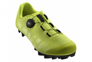 Chaussures Mavic Crossmax Boa Safety Jaune