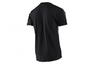 Troy Lee Designs Sram Racing Block camiseta negra