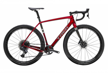 Kies Fahrrad Trek Checkpoint SL 7 Sram Force / XX1 eTAP AXT Rage Red 2021
