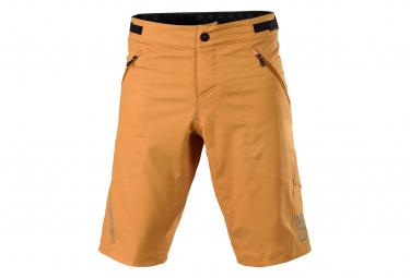 Troy Lee Designs Skyline Solid Shorts Sin forro Bourbon