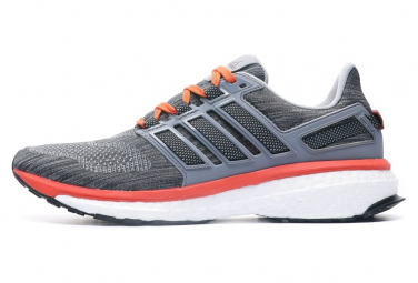 wholesale outlet excellent quality amazon Chaussures de running gris homme Adidas Energy Boost 3