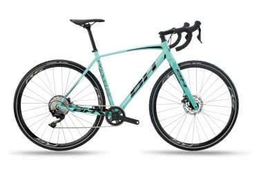 BH Gravel X Alu 1.0 Gravel Bike Shimano 105 11S 700 mm Teal 2020