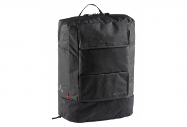 Vaude Cyclist Pack Waxed Black