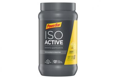 POWERBAR Sports Drink ISOACTIVE Lemon 600gr