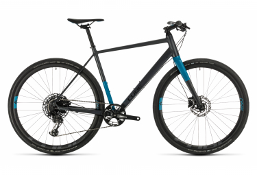 Cube SL Road Pro City Bike 700mm Gris / Bleu