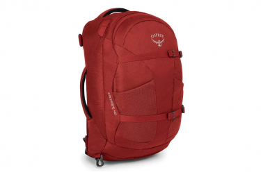 OSPREY Farpoint 40 Backpack Jasper Red