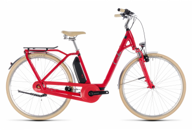 Cube Elly Cruise Hybrid 500 Womens E-Bike  Rouge