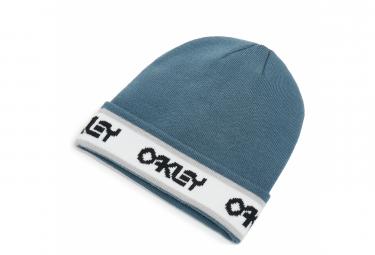 Oakley B1B Blue / White Beanie