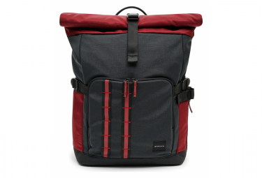 Oakley Utility Rolled Up Backpack Red / Gray