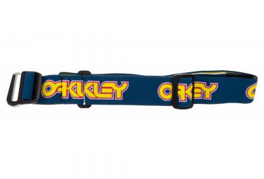 Oakley Belt Snow Belt Poseidon Blue / Yellow