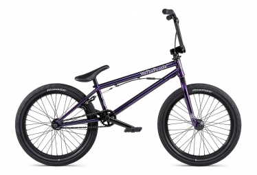 WeThePeople BMX Freestyle Versus 20,65'' Purple / Black 2020