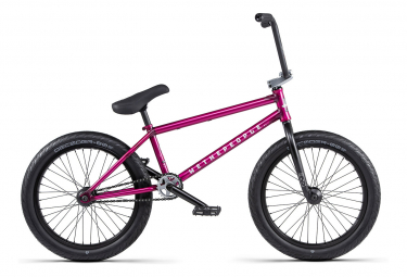WeThePeople BMX Freestyle Trust SDS CS 21'' Pink / Noir 2020