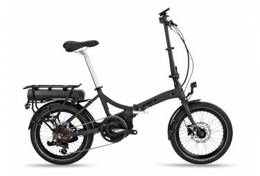 Vélo Pliant Électrique BH Rebel Shimano Tourney 7V Noir