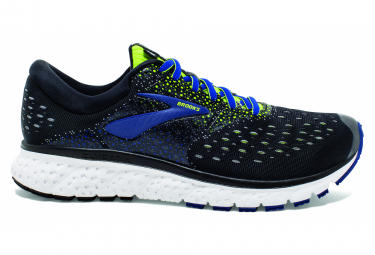 Image of Brooks glycerin 16 noir bleu jaune 41