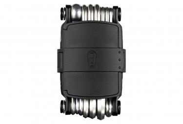 Multi-Outils Crankbrothers M20 20 Fonctions Noir