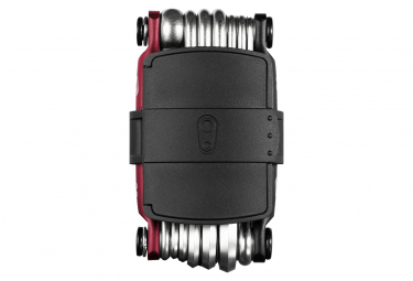 Multi-Outils Crankbrothers M20 20 Fonctions Noir/Rouge