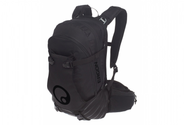 Backpack Ergon BA3 E-Protect - Black/stealth