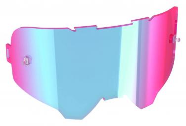 Ecran Leatt Iriz (miroir) Bleu UltraContrast 26%