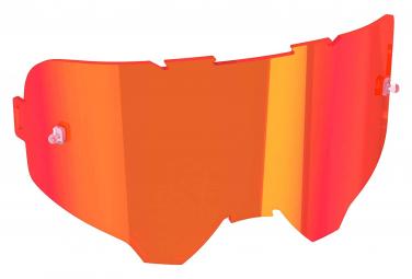 Pantalla Leatt Iriz  Espejo  Rojo 28