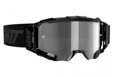 Masque Leatt Velocity 5.5 Noir - Ecran gris clair 58%
