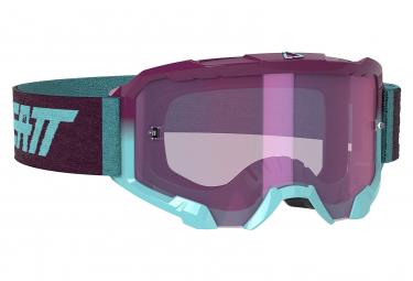 Leatt Velocity 4 5 Iriz Aqua Mask   Pantalla Purpura Purpura 78