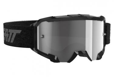 Masque Leatt Velocity 4.5 Noir - Ecran gris clair 58%