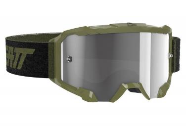 Leatt Velocity 4 5 Green Mask Para T   Pantalla Gris Claro 58
