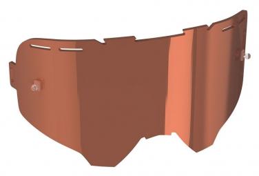 Enduro Leatt screen (ventilated) - Pink UltraContrast 32%
