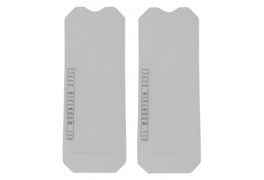 Kit de Protección del PedalierAll Mountain Style CrankGuard Transparente