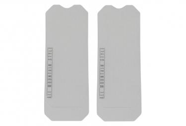 Kit protection de Pédalier All Mountain Style CrankGuard Transparent