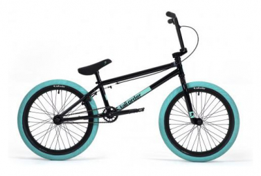 BMX Freestyle Tall Order Complete Rampa grande 20.8 '' Black Gloss 2020