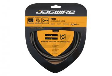Kit tubo idraulico Jagwire Pro Carbon Silver