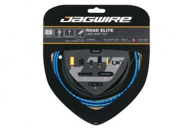 Jagwire Road Elite Link Road Kit de cable y funda para Blue Tailor
