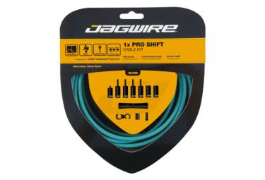 Jagwire 1x Pro Shift Kit Celeste