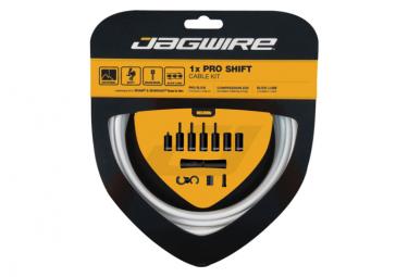 Jagwire 1x Pro Shift Kit Blanco