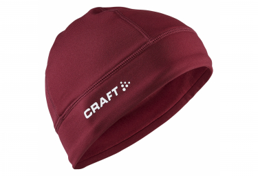 CRAFT Thermal Cross-country ski hat warm Red