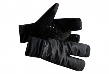 CRAFT Sibriens Gloves 3 fingers black