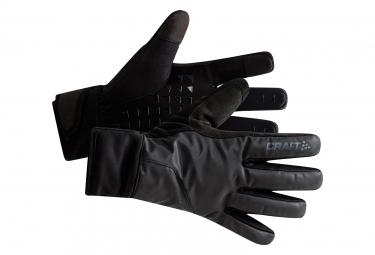 Paire de gants CRAFT Sibériens 2.0 noir
