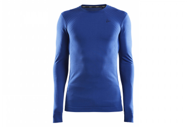 CRAFT Fuseknit Comfort SVT Long Sleeves Baselayer Blue