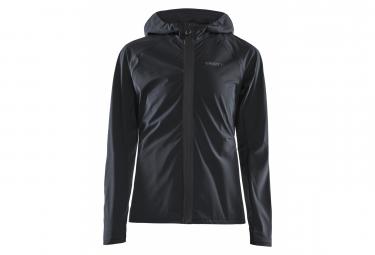 CRAFT Hydro black lady jacket
