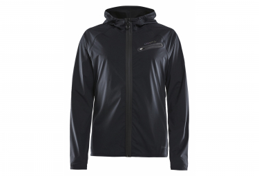 CRAFT Hydro black jacket